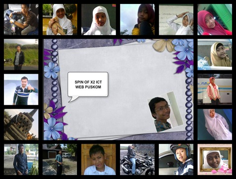 Album Foto X2 ICT